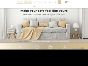 Soferia offers the best covers for Ikea furniture